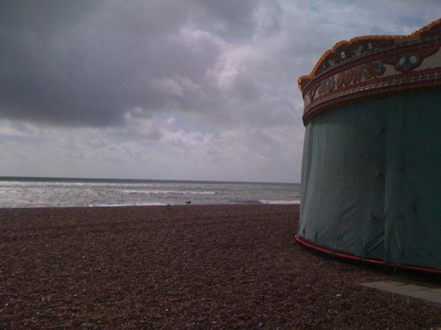 Brighton closed merrygoround