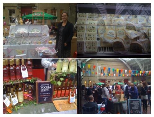 love food festival stalls