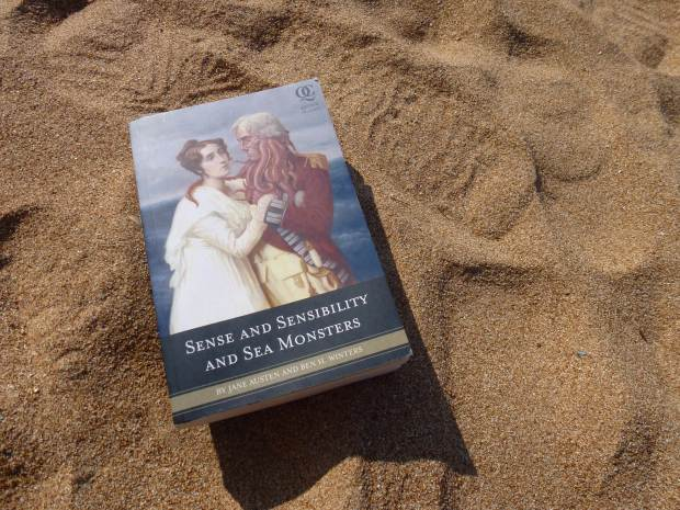 book sense and sensibility and sea monsters