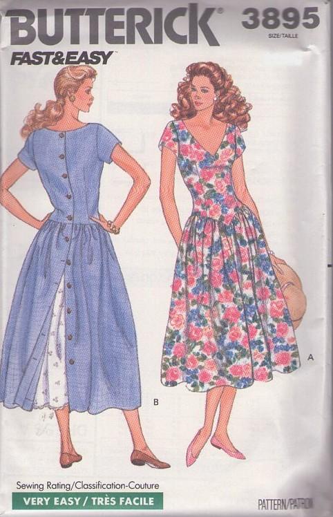 momspatterns.com Butterick 3895