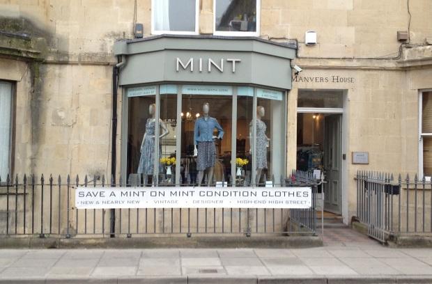 Mint shop