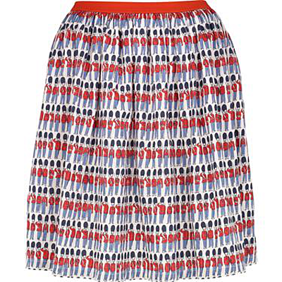 Cath Kidson Guards Skirt at ASOS