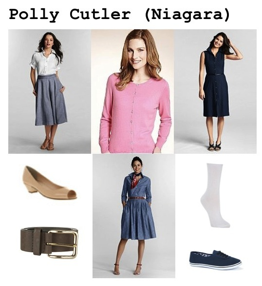 Niagara Polly outfit ideas