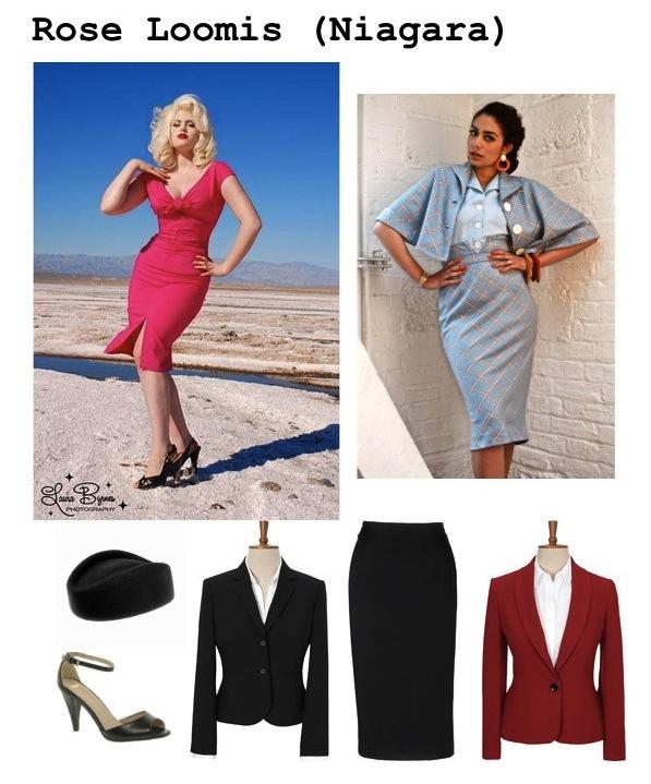 Niagara rose outfit ideas