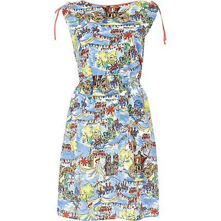 River Island Jubilee Dress