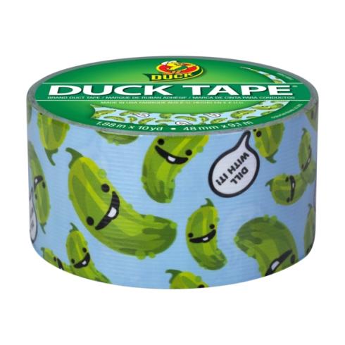 gherkin duck tape